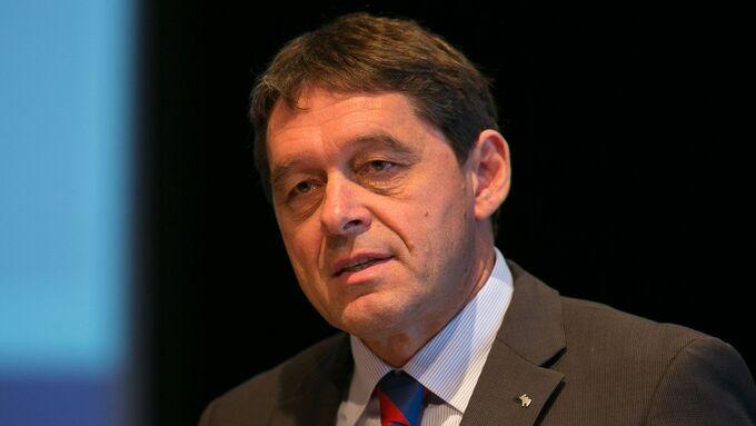 Roland Klement, Vorstand Forschung und Entwicklung, Schmitz Cargobull, Zukunftskongress 2013