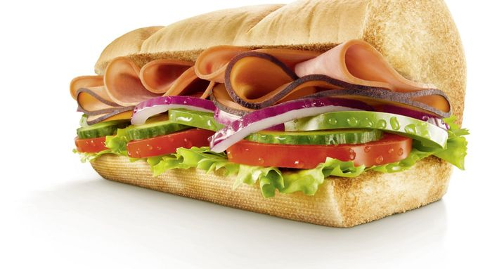 Sandwich, Subway