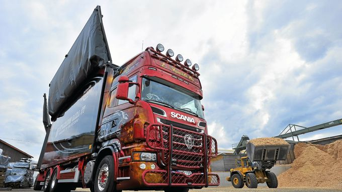 Scania Hell Cat