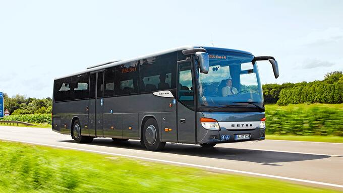 Setra Multiclass S 415 UL Euro 60, Euro 6