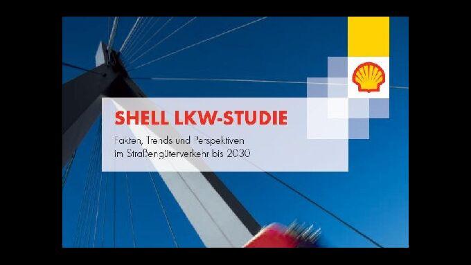 Shell veröffentlicht Lkw-Studie