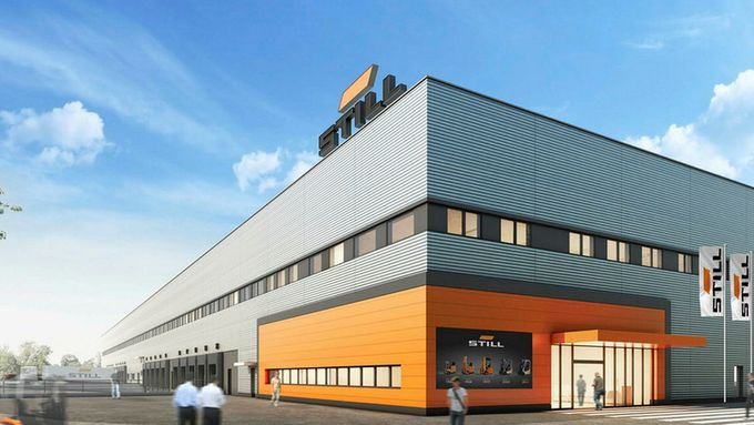 Still Logistikzentrum Hamburg-Billbrook, ECE Projektmanagement