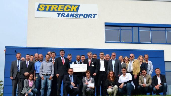 Streck Transport Ehrenamt,