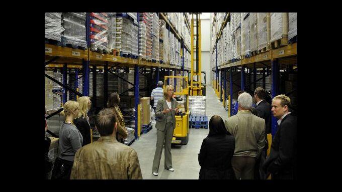 Tag der Logistik: mehr als 200 Events