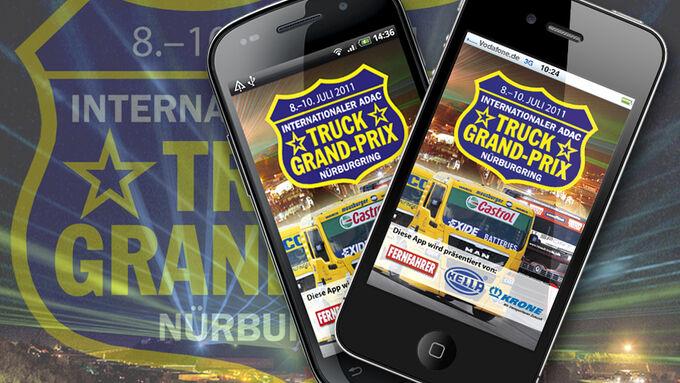 Truck-Grand-Prix, App, iPhone, Apple, Android, Samsung, Nexus, Truck Race