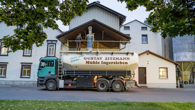 Truckjob Mühle Zitzmann
