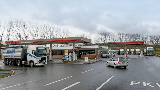 Truckstopp Quedlinburg