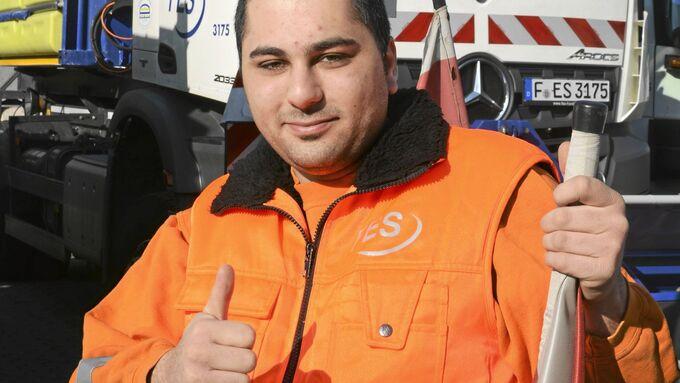 Turan Aslan, Fahrer unter 25 FF 5
