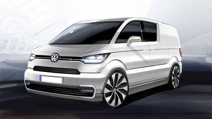 Volkswagen e-Co-Motion, Studie, Konzeptfahrzeug