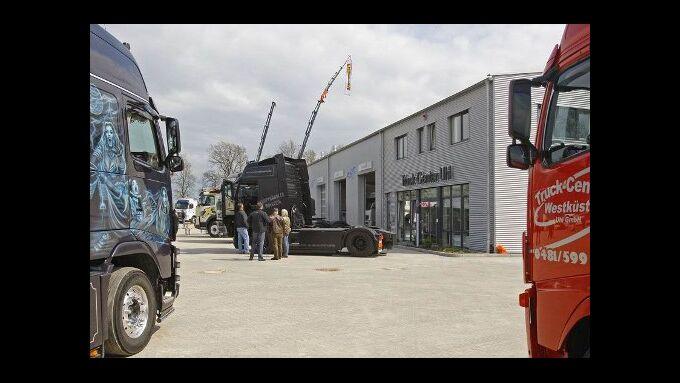 Volvo eröffnet Truck-Center