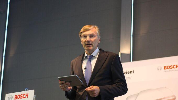 Wolf-Henning Schneider, Bosch