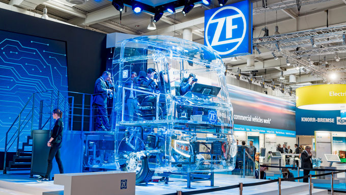 ZF Stand