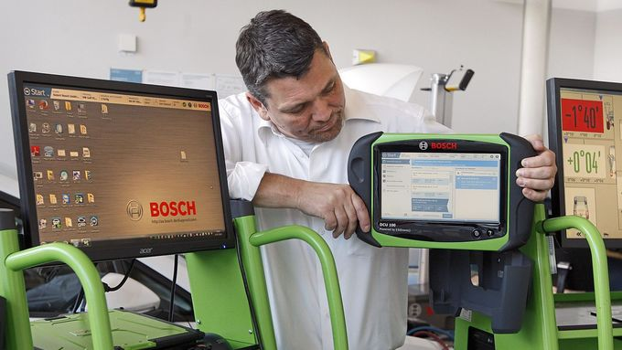 bosch, connected repair