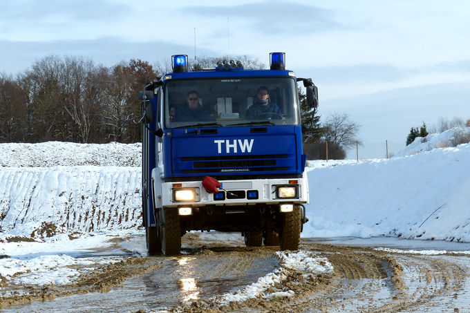 thw, Iveco, gkw
